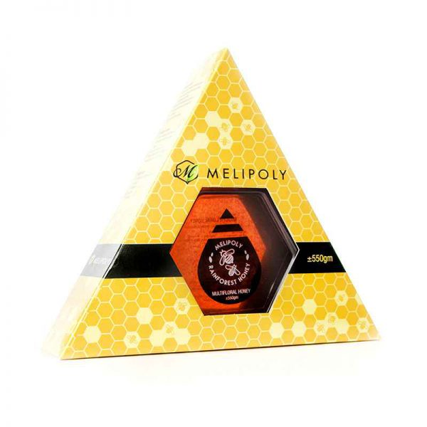 Melipoly Multiflora Honey - Organic and Pure Honey Supplier